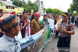Warga Dayak desak polisi bebaskan peladang yang ditangkap