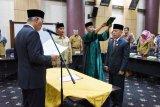 Syahrial Kamat resmi menjabat Kadis Pertanian Kota Padang