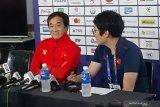 Vietnam berulang-ulang latihan gol melalui