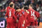 Liga Champions Grup E: Liverpool dan Napoli lolos, Salzburg turun kasta