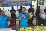 BNN gagalkan penyelundupan narkoba dari negeri jiran Malaysia