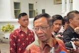Mahfud diminta Jokowi ikut kawal berantas korupsi besar yang belum terjamah
