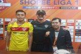 Kalteng Putra andalkan trio Papua hadapi Persipura