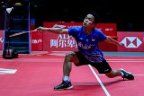 Anthony bersyukur jadi runner-up