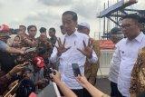 Kereta cepat Jakarta-Bandung dan LRT rampung 2021