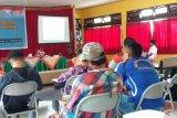 Balai Bahasa Papua latih Wartawan Sorong berbahasa Indonesia secara baik dan benar