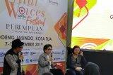 Festival Perempuan dalam Film, Seni dan Budaya dihadiri artis senior