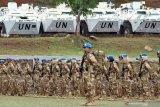 Tak ada pasukan perdamaian Indonesia terinfeksi COVID-19