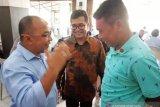Staf khusus Presiden Jokowi berharap ANTARA menjadi kantor berita mendunia
