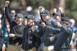 Golf- Tim Internasional ungguli AS 4-1 di hari pertama Piala Presiden