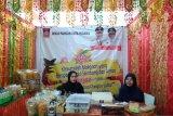 Beragam jenis produk unggulan dipamerkan saat Padang Expo 2019