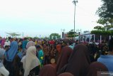 Puncak peringatan Hari Nusantara 2019, ribuan orang padati Pantai Gandoriah