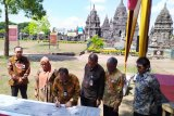 BPCB resmikan purnapugar candi di kawasan Prambanan