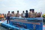Batalyon Infanteri 9 Marinir Pecahkan Rekor Muri