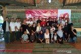 Jalin keakraban, keluarga besar ANTARA Biro Jateng gelar