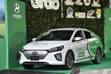Mobil listrik Hyundai masuk Indonesia, akan dipakai Grab 20 unit mulai 2020