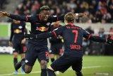 Gilas Duesseldorf 3-0, Leipzig  rebut puncak klasemen Liga Jerman
