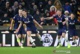 Tottenham menang atas Wolverhampton 2-1
