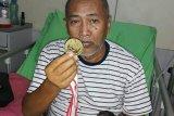 Mantan pemain PSMS Sugito  butuh uluran dana karena divonis gagal ginjal