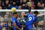 Maguire marah gol Everton tidak dianulir