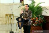 Jokowi ke Puan: percepat omnibus law
