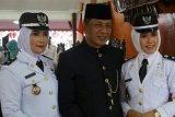 Dua istri Wakil Bupati Blitar dilantik sebagai  kepala desa