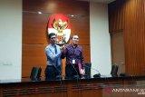 Laode Syarif dan Saut Situmorang pamitan usai umumkan tersangka di KPK