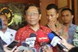 Bahas ketatanegaraan, pakar hukum Muhammadiyah temui Mahfud MD