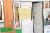 Protes hasil Pilkades, masyarakat tutup sekolah dan puskesmas