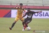 Gol tunggal Ibrahim Conteh antar Persipura di posisi