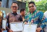 Gubernur Raih Penghargaan dari Kementan