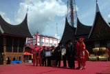 'Arak Bako' parade from Solok City given Ministry of Education and Culture intangible cultural heritage
