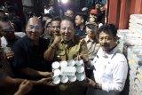 Menteri Pertanian serahkan aplikasi peta ekspor Provinsi Lampung