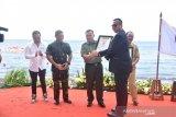 Kodam XIII/Merdeka pecahkan rekor MURI transpalntasi karang terpanjang di dunia