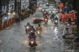 Motor terendam banjir, perlukah dilakukan servis besar?