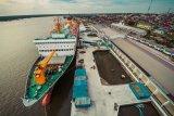 KM Kelud bawa penumpang positif COVID-19 dikarantina di Belawan