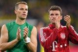 Neuer dan Muller katakan Bayern Munchen pede bisa kalahkan Chelsea