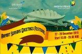 'Airport season greeting festival' berikan pengalaman baru di Bandara Tjilik Riwut