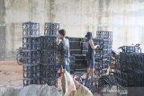 Pelabuhan Perikanan Pantai Batang dan PLTU bangun rumah ikan