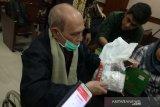 Kondisi kurang prima hingga terbatuk-batuk, Kivlan Zen hadiri sidang eksepsi