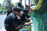 Puluhan pelajar di Sleman ikut pembinaan pemuda antivandalisme dan perkelahian