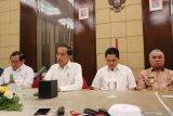 Presiden Jokowi bayangkan ibu kota baru hijau dan penuh oksigen
