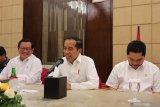 Presiden Joko Widodo jelaskan jadwal pembangunan ibu kota baru
