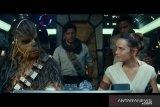 Adegan ciuman 'Star Wars' dipotong