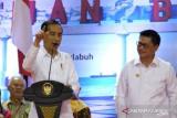 Presiden Jokowi realisasikan pemberian sertifikat untuk lahan tambak