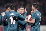 Sergino Dest resmi menjadi pemain Barcelona