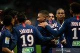 PSG dan Lyon melaju ke perempat final Piala Liga Prancis