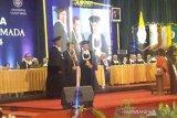 Jusuf Kalla dianugerahi Hamengku Buwono IX Award