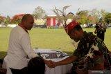 Prajurit TNI harus jaga nilai kejuangan Jenderal Sudirman