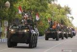 Panser Anoa ramaikan Hari Juang Kartika di Kupang